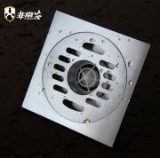 黄铜拉丝40/50通用洗衣机地漏-TF100LX