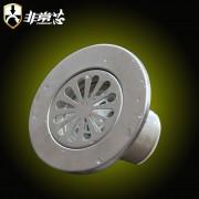不锈钢圆形直径12cm地漏-GY120