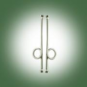 不锈钢丝+铜帽上水软管- FCX-SSG01