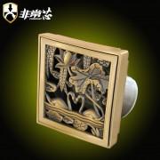 咖啡古铜(荷塘月色款)- KFTF100-F4