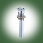 不锈钢【翻板式】面盆下水器FCX-XS01TF