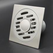 304不锈钢加厚洗衣机地漏-HHGF100LX
