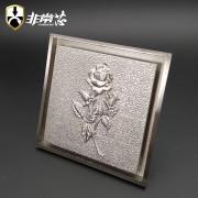 黄铜渡镍拉丝-雕花系列-TF100L-F2