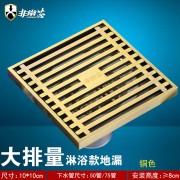 青铜淋浴房(直条式)  QTF100-F1